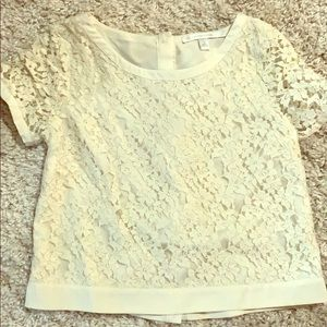 Lauren Conrad Lace Top